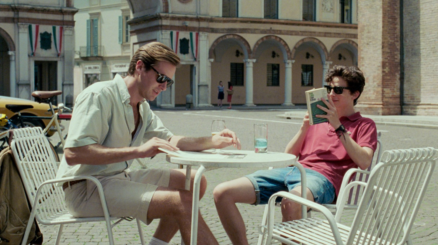 'Call Me By Your Name' | © Sony Pictures Columbia