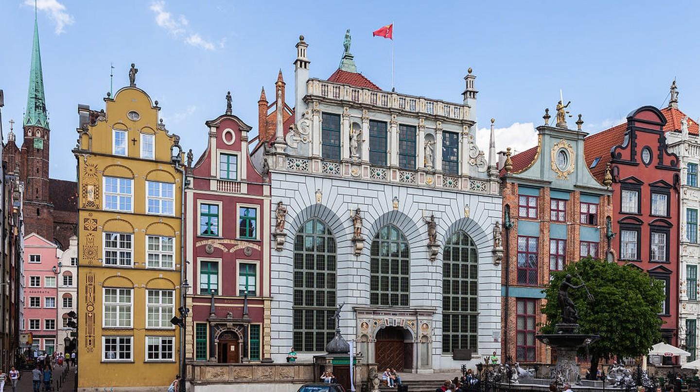 Artus Court, Gdańsk