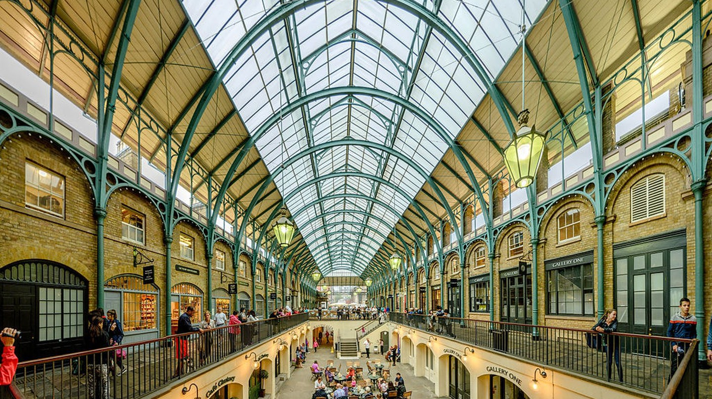 The Literary Landmarks to Visit in and Around Covent Garden