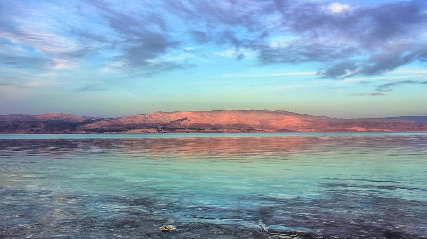 Sunset at the Dead Sea | © Yair Aronshtam / Flickr