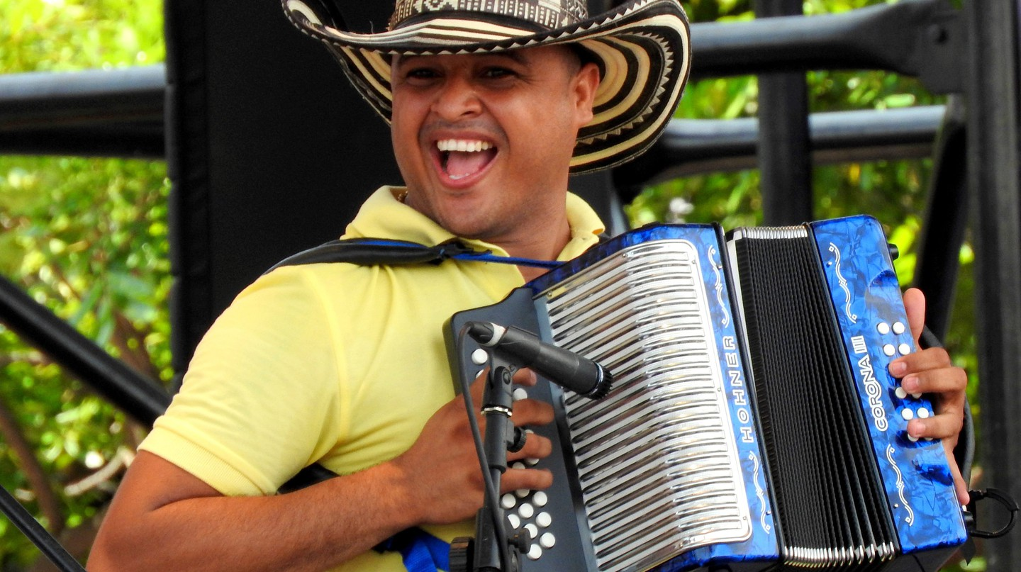 Vallenato Festival in Colombia | © Chris Bell / The Culture Trip