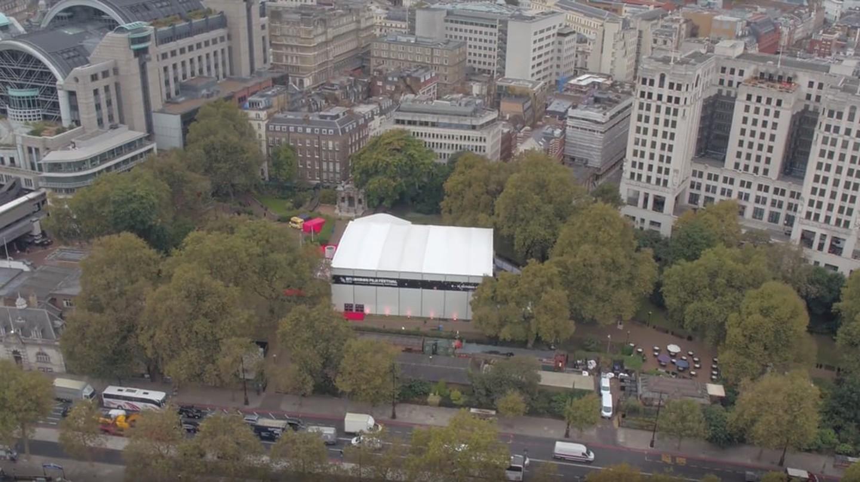 Embankment Cinema in London © BFI/YouTube