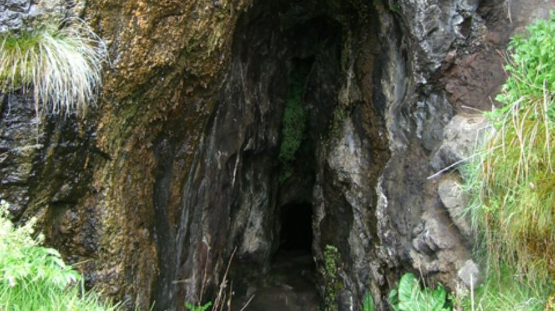 Entrance to The Massacre Cave
