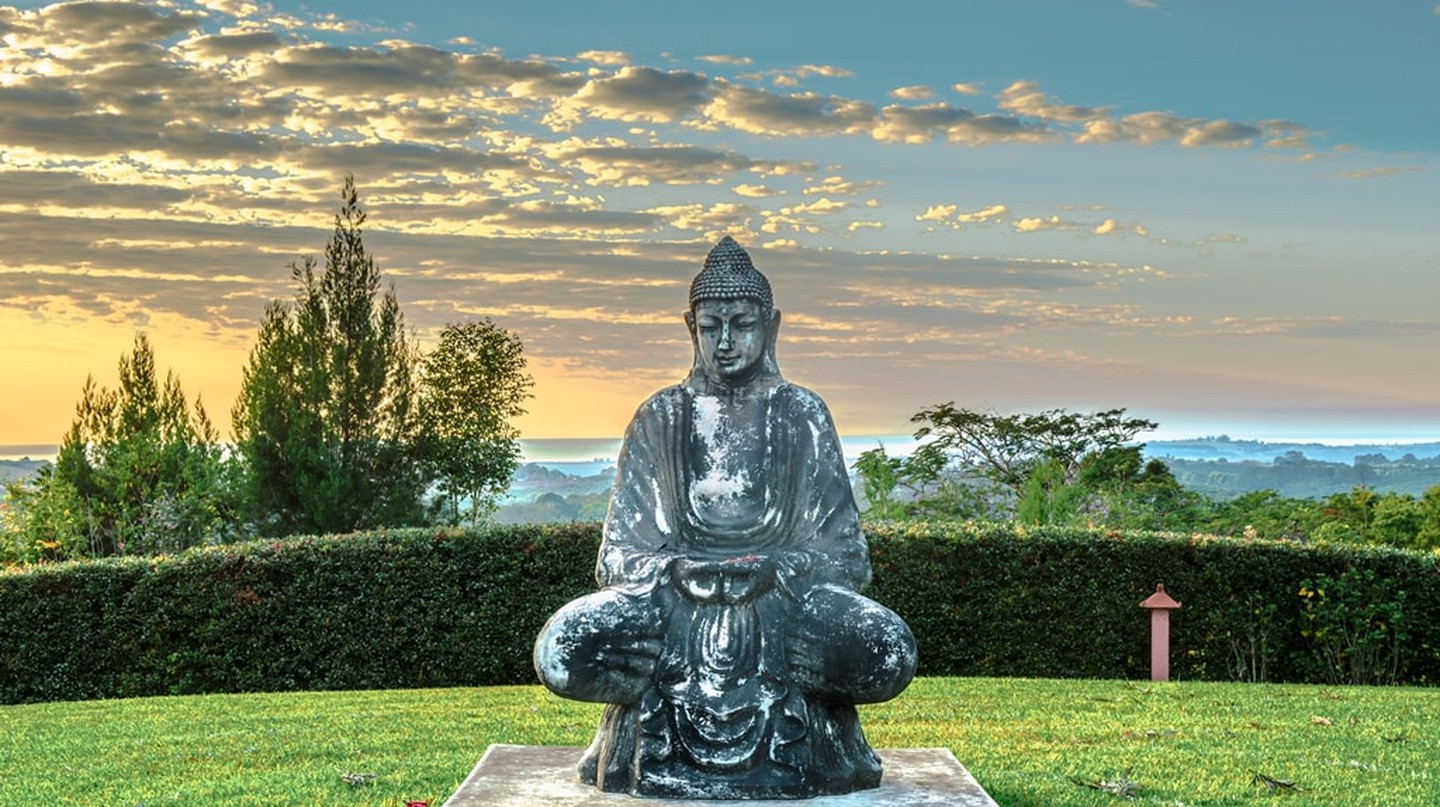 Buddha statue | Courtesy of Gaia