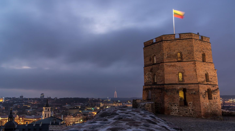 Gediminas Castle   © Guillaume Speurt/ Flickr