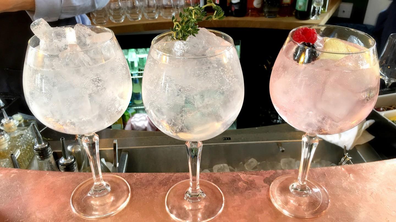 Gin and Tonics | © Sarah Stierch/Flickr