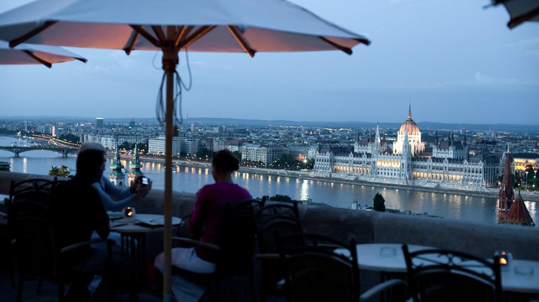 Views from Halászbastyá Etterem
