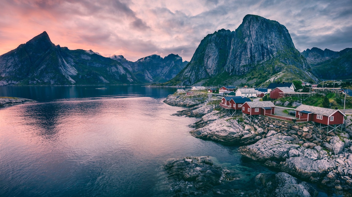 Norway's beauty can make you feel at a loss for words