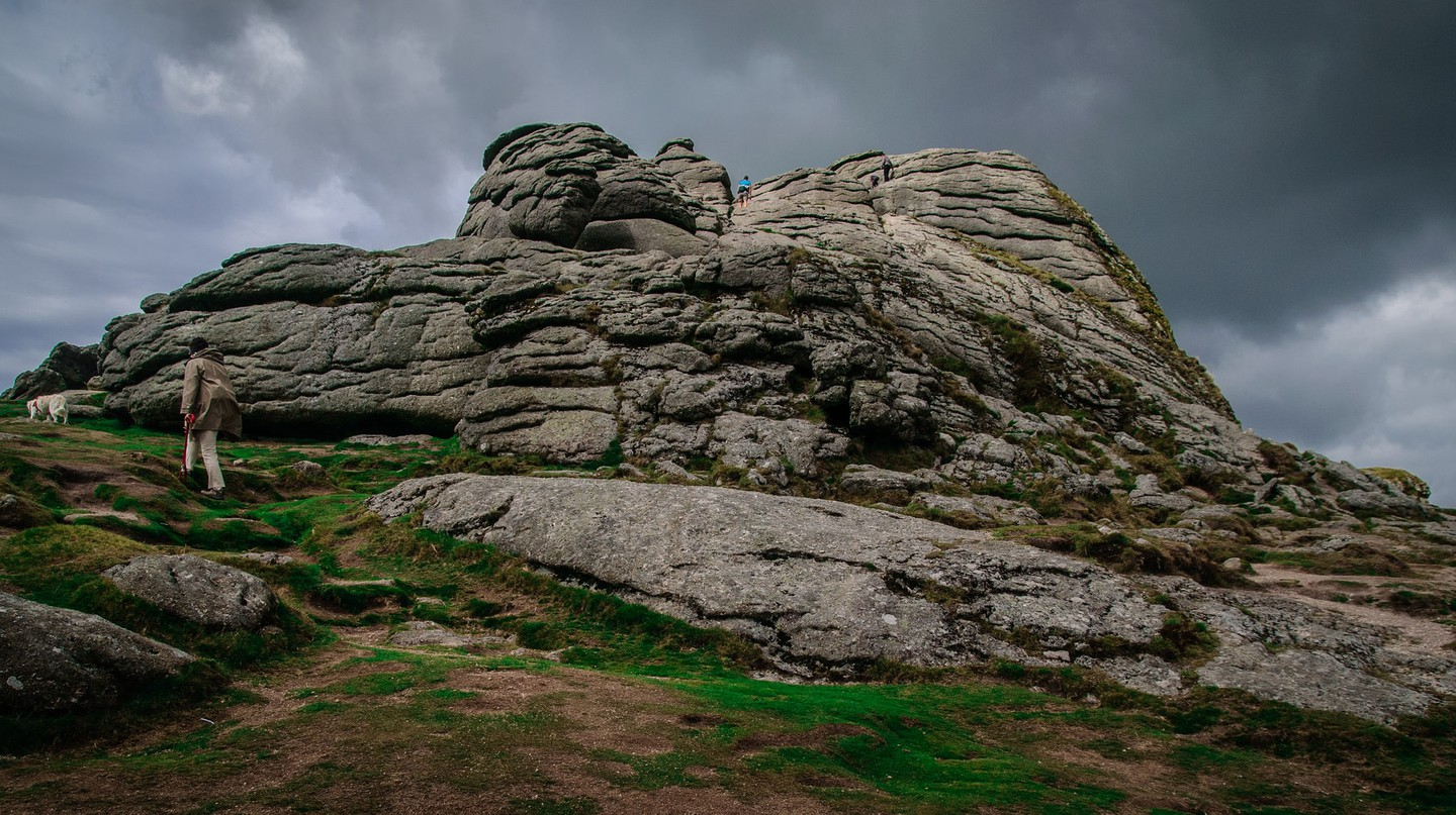 Haytor, Dartmoor | © Archangel12/Flickr