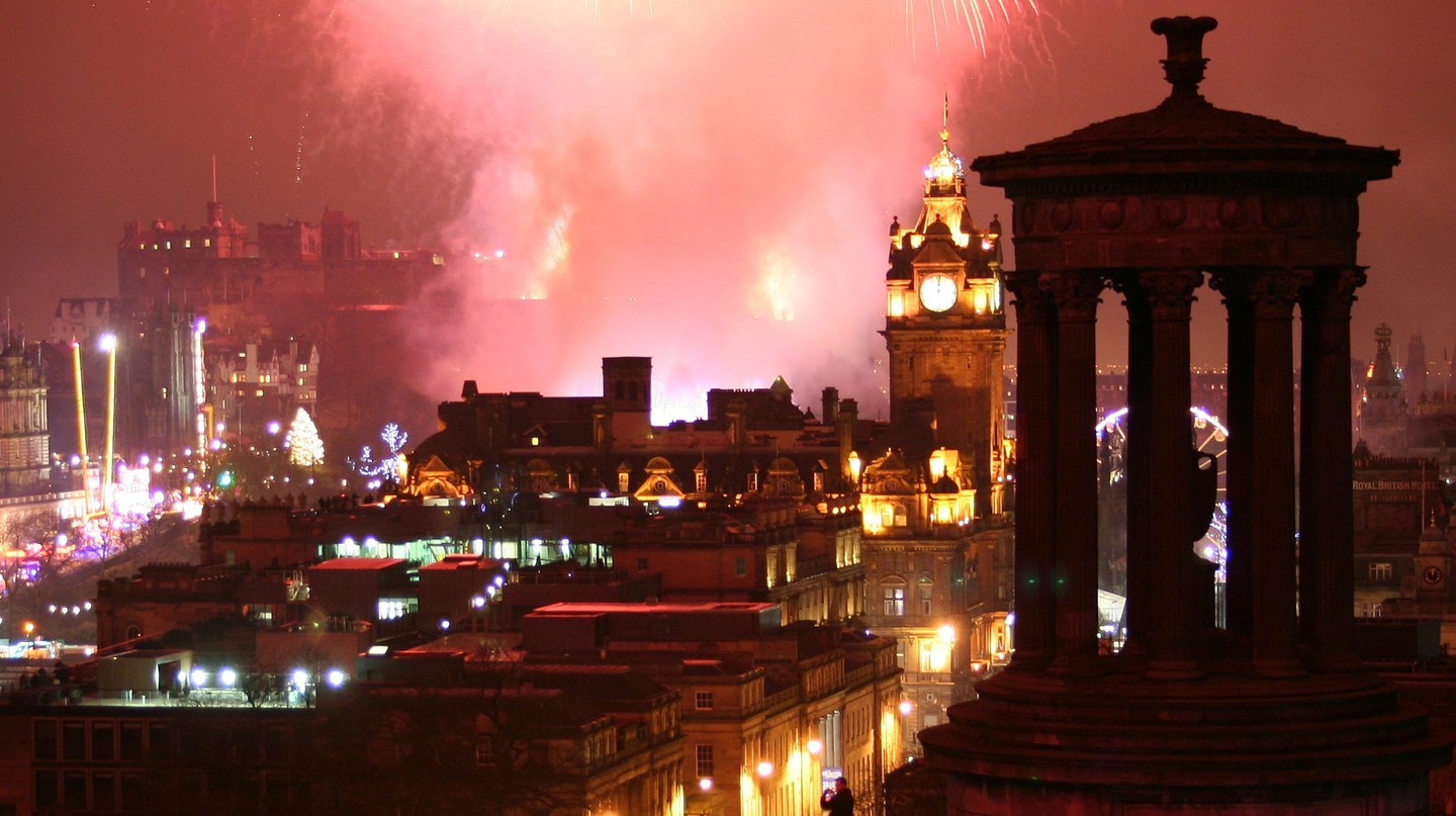 Hogmanay, Edinburgh | © Robbie Shade/Flickr