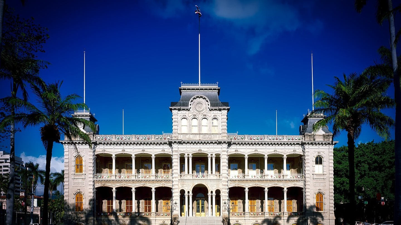 'Iolani Palace | © 12019 / Pixabay