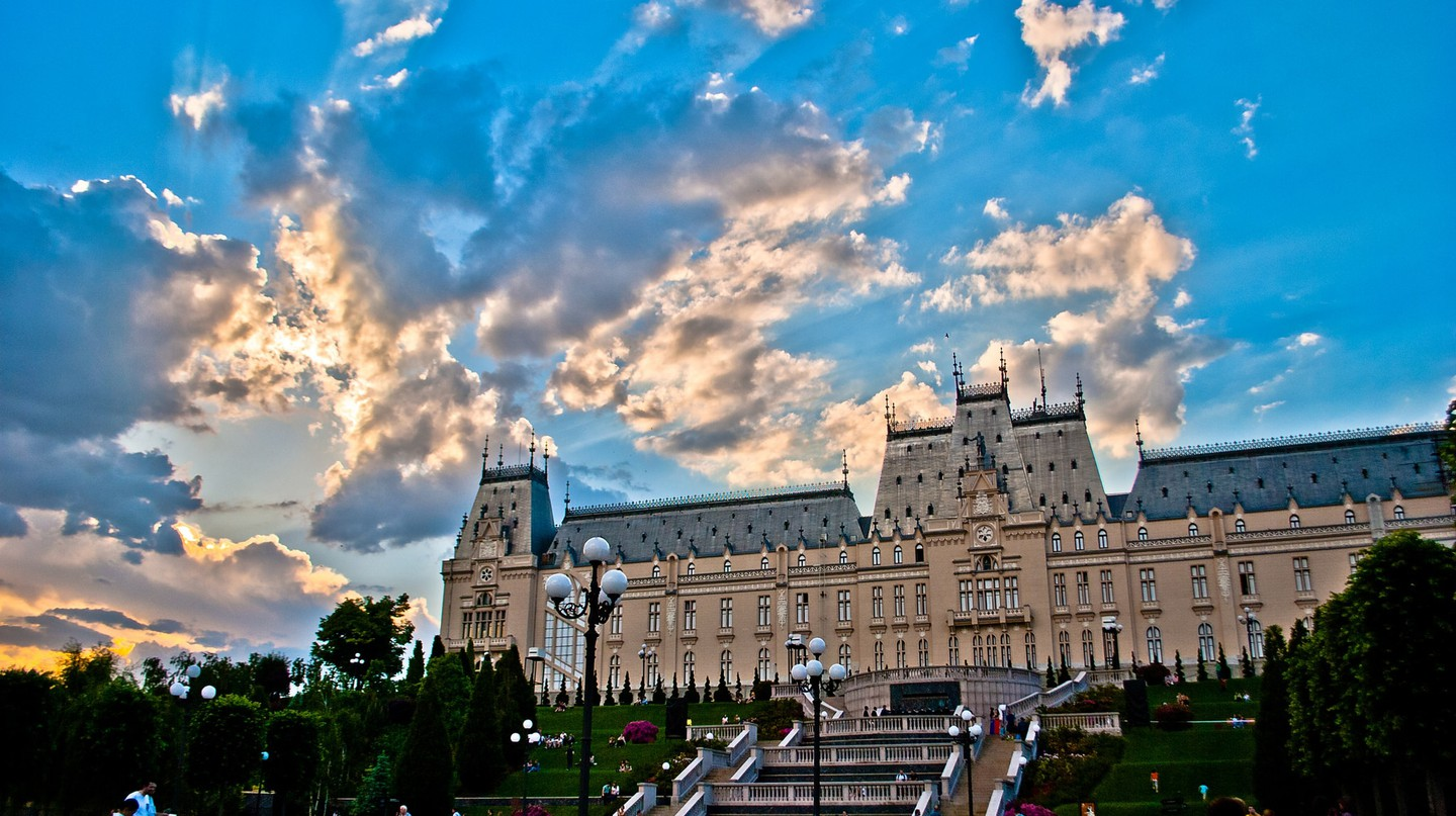 Palace of Culture, Iasi | © RaDu GaLaN/ Flickr