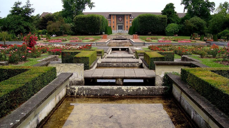 Jardin des Plantes, Lille   © Velvet/Wikimedia Commons