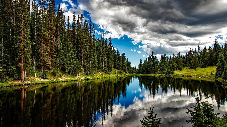 Lake Irene  @12019/PixaBay