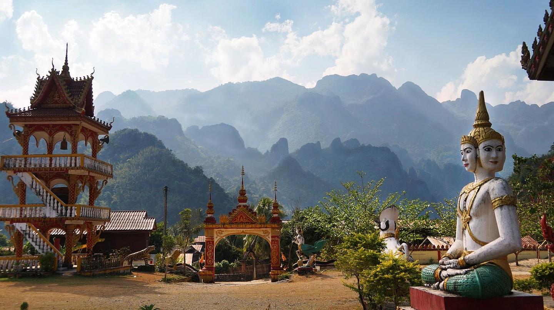 Vang Vieng Temple | © Igormattio/Pixabay