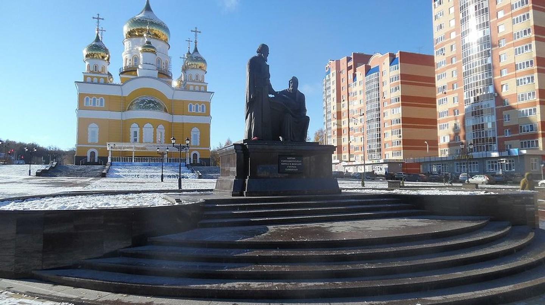 Leninskiy rayon, Saransk, Respublika Mordoviya, Russia