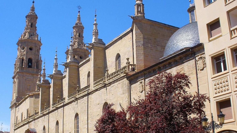 Catedral de Santa María de la Redonda, Logroño, Spain | © Zarateman / WikiCommons