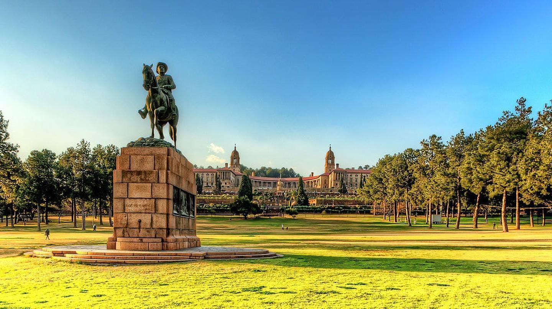 Equestrian statue of Louis Botha | © Robbie Aspeling/Wikimedia Commons