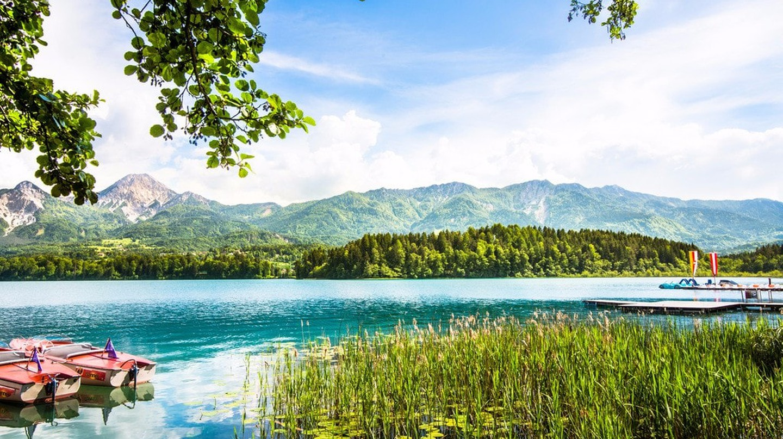 Faakersee | © Austrian Tourist Board