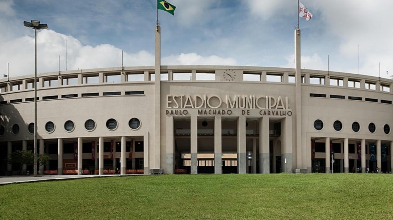 Pacaembu Stadium, São Paulo