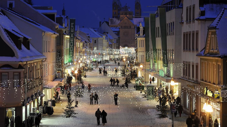 Speyer Christmas market    © Klaus Venus