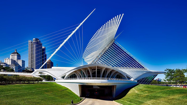 Milwaukee Art Museum | © 12019 / Pixabay