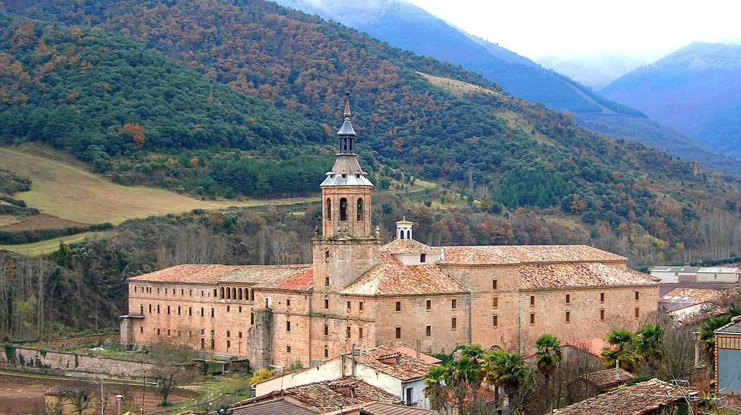 Visit the Monestir de San Millán de Yuso, La Rioja, Spain