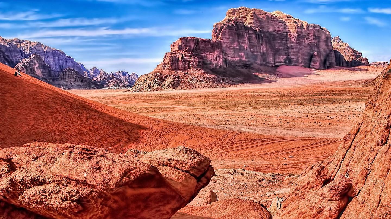 Wadi Rum in Jordan| ©Oliver Clarke/flickr| Flickr