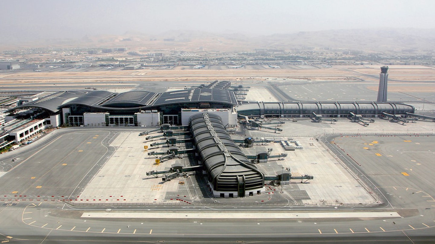 Muscat International Airport  | © Konstantin von Wedelstaedt/Wikipedia Commons