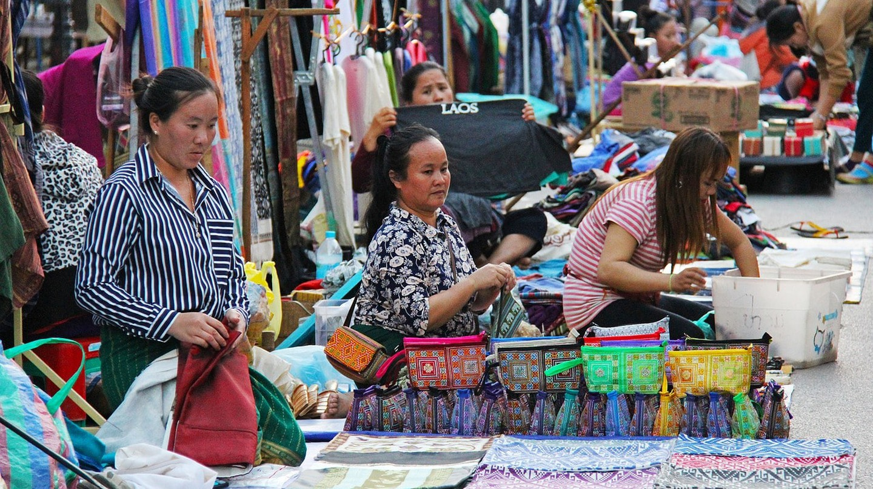 Lao Market | © Sharonang/Pixabay