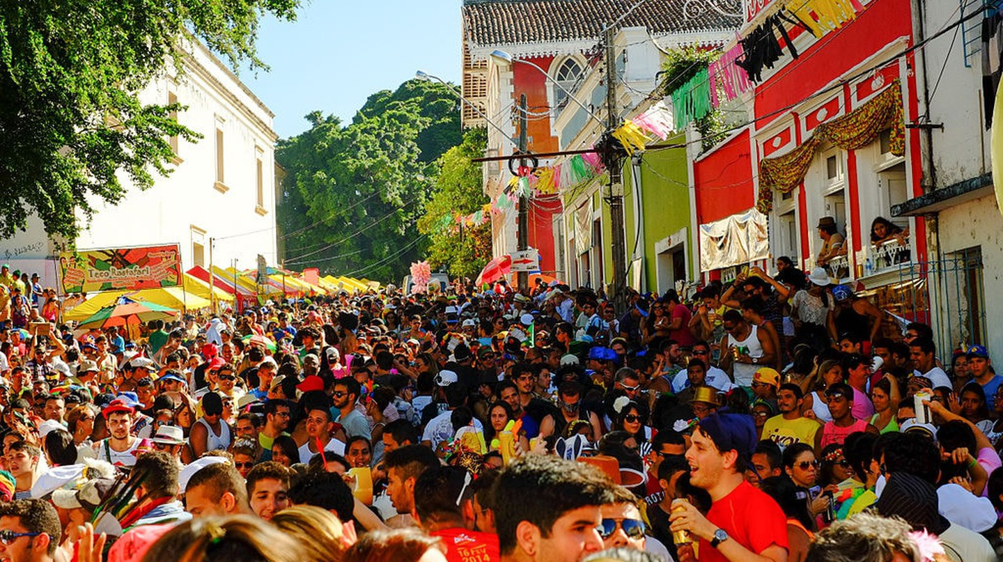 Street party in Orlinda | © Raul / WikiCommons