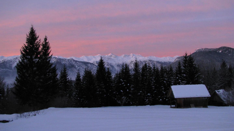 Pokljuka Plateau in the Winter   © breki74/WikiCommons