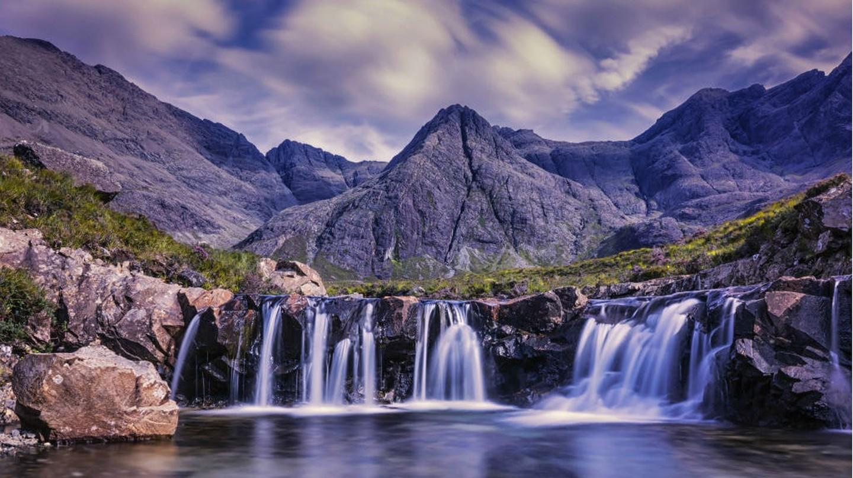 Fairy Pools   Isle Of Skye, Scotland