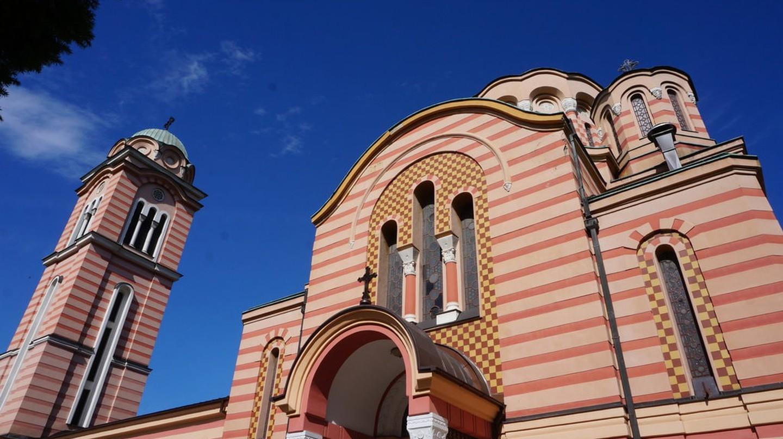 Banja Luka Cathedral | © Sam Bedford