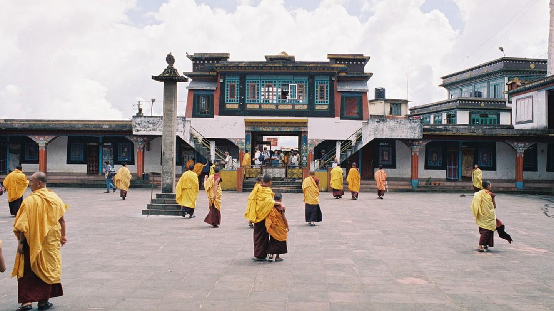 Rumtek Monastery | © Anja Disseldorp / Flickr
