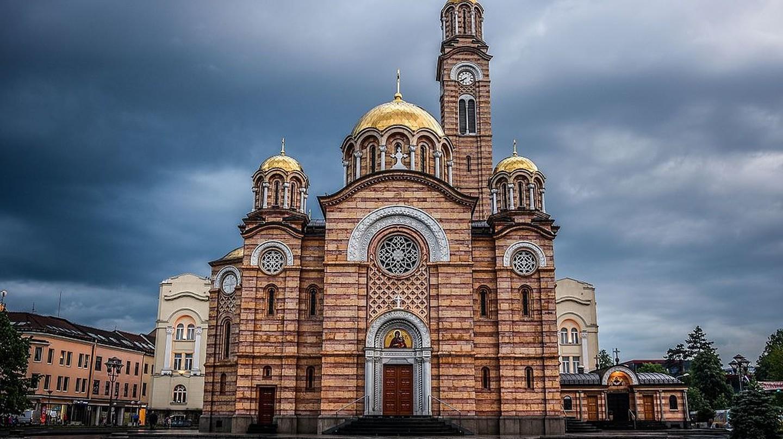 The Church of Christ the Savior in Banja Luka | © Dragana Foto