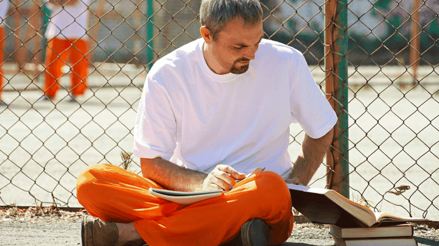 Incarcerated American Prisoner | © Drexel University