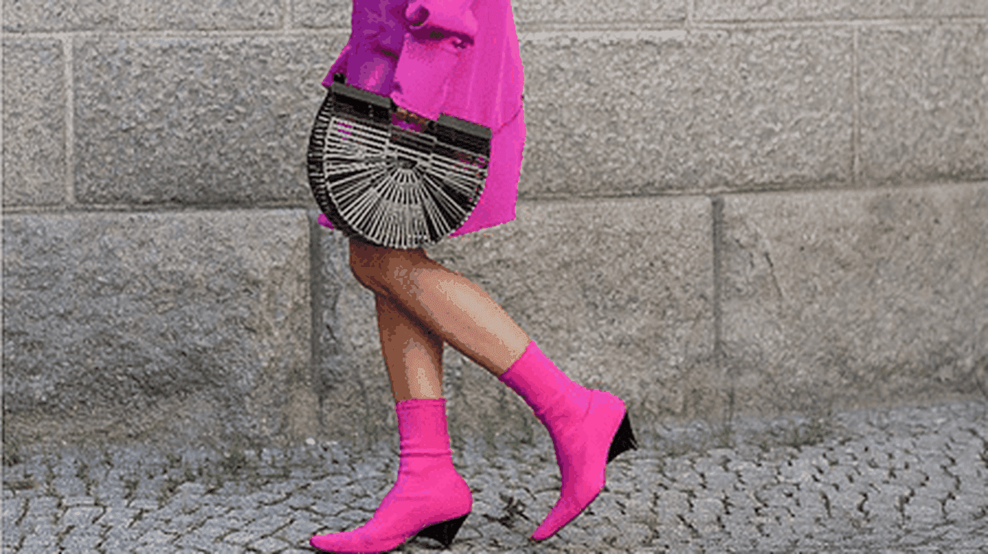 The Rise of The Basket Bag + How To Wear It in The City