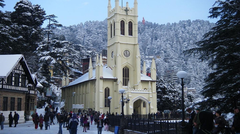 Shimla | © ShashankSharma2511 / WikiCommons