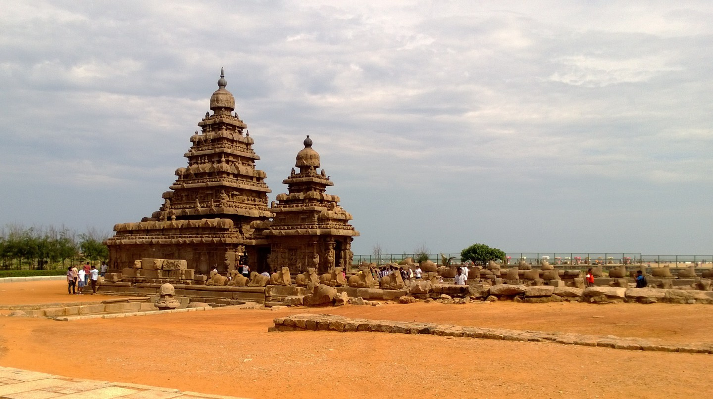 Shore Temple at Mahabalipuram | © Hussain27syed / WikiCommons
