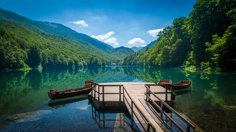 Biograd Lake | ©Nikiforov Alexander/Shutterstock