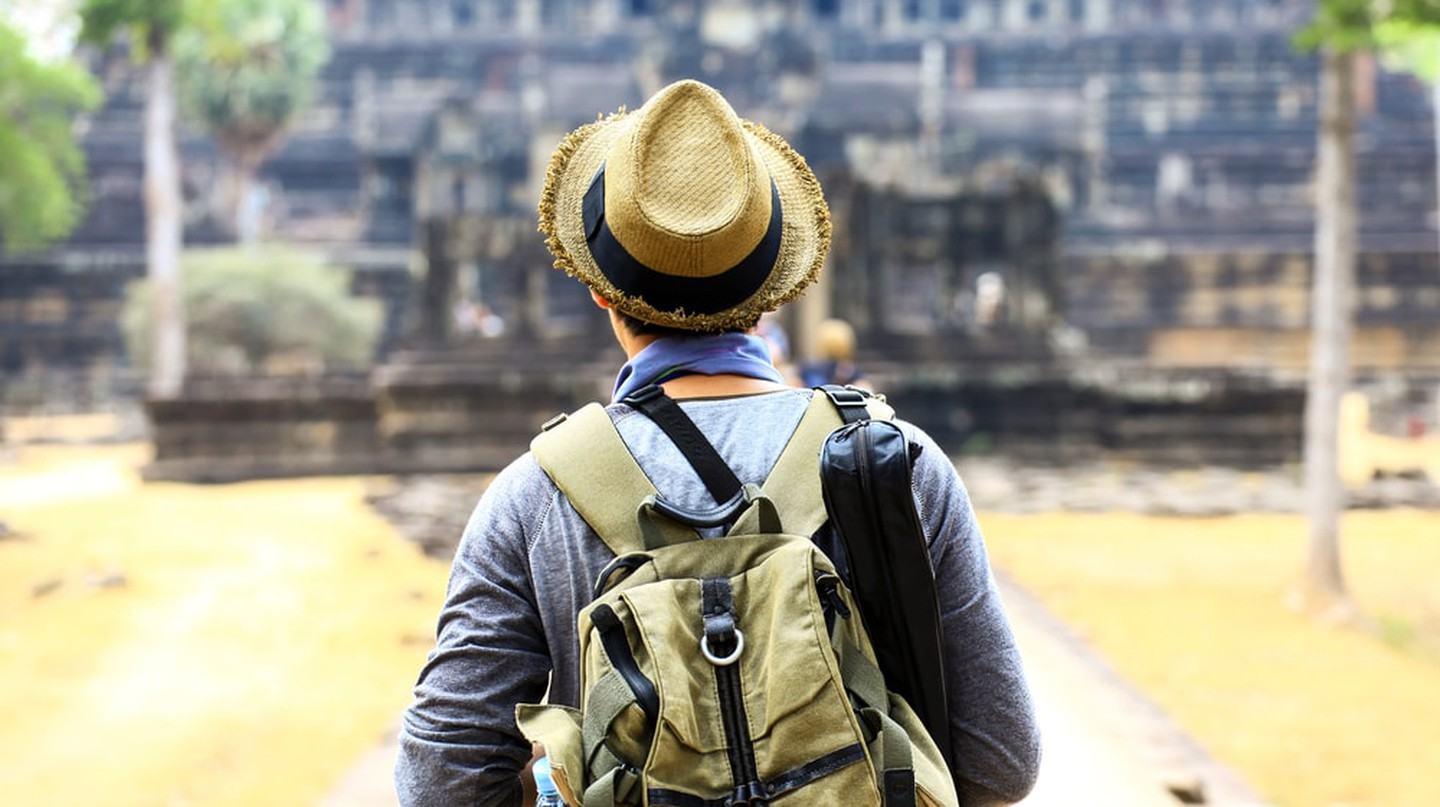 Backpacking through Cambodia brings heaps of rewards