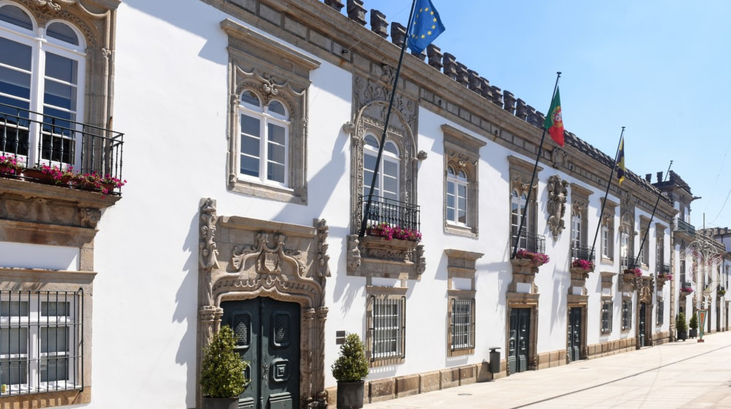 Viana do Castelo City Hall | © Josep Curto/Shutterstock