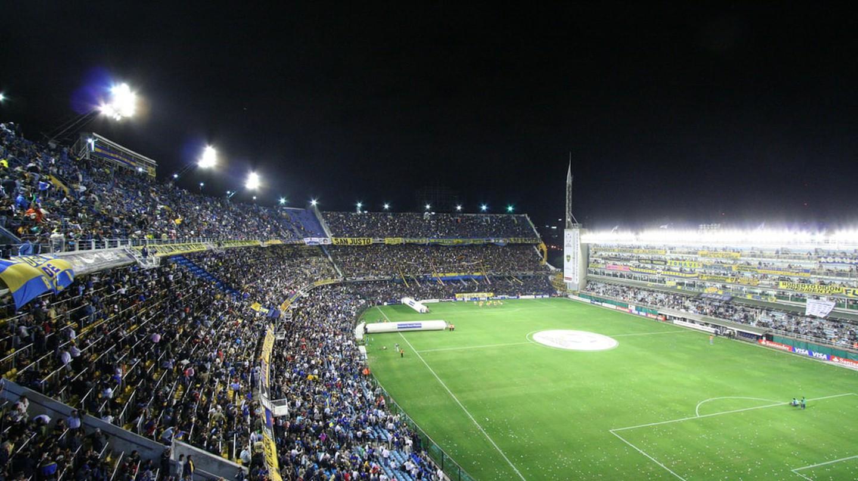 Boca Juniors stadium in Buenos Aires   © Steven Newton/Flickr