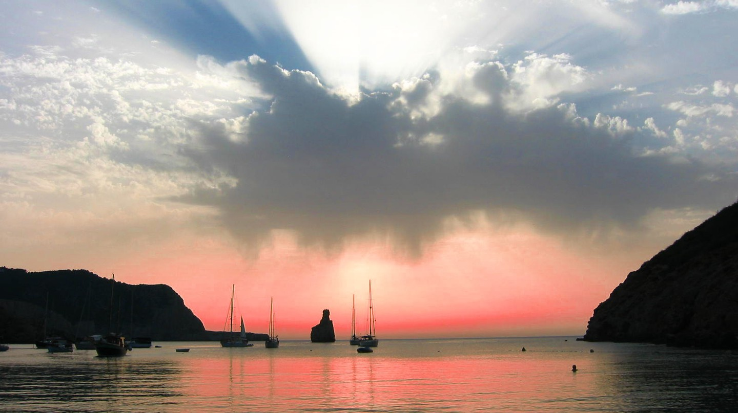Sunset Ibiza | © Andre30c / Wikimedia Commons