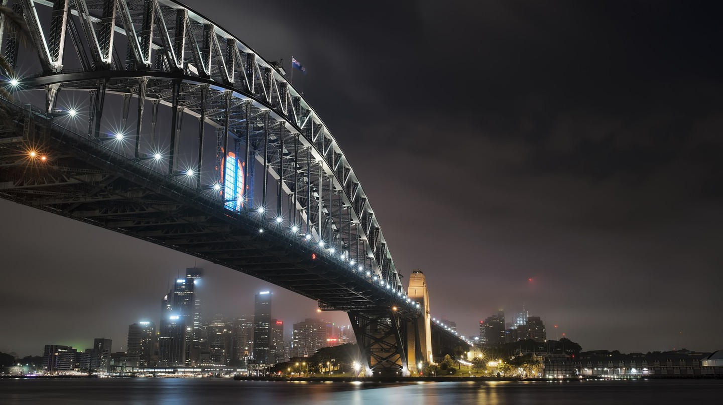 Sydney Harbour Bridge | © Lenny K Photography/Flickr