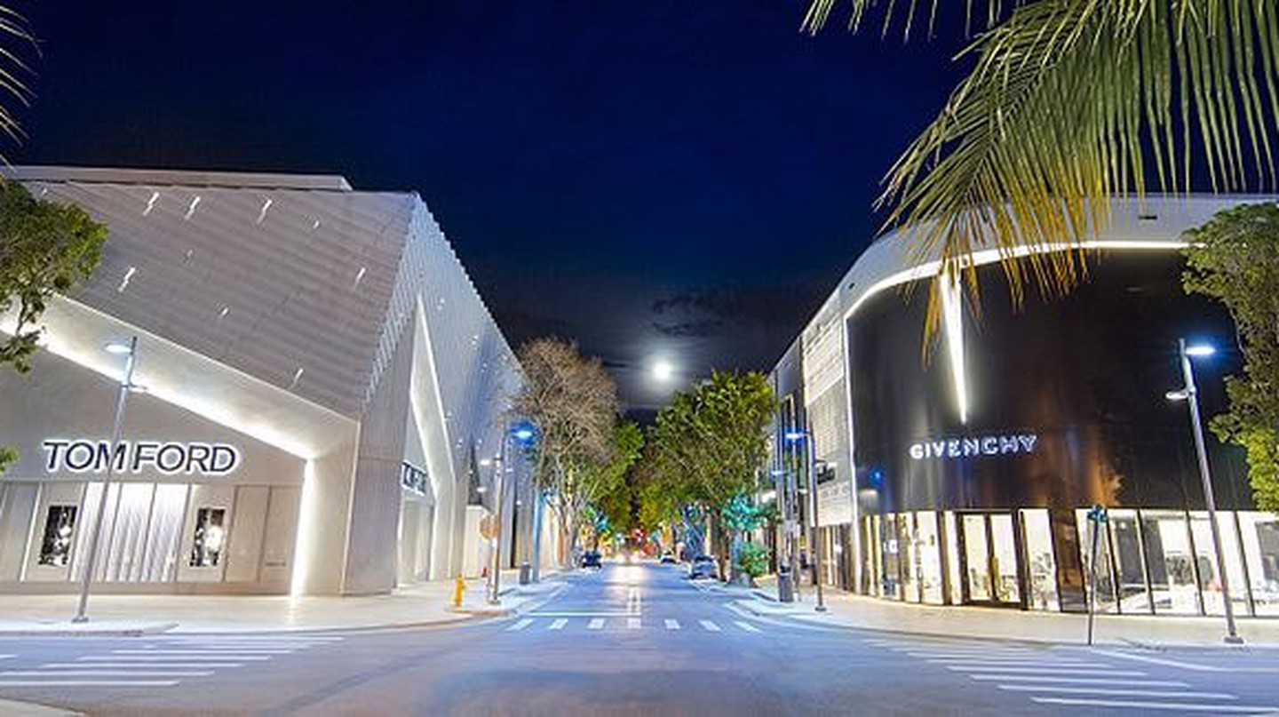 Miami Design District | Wikipedia commons | Photo by Robert Patterson