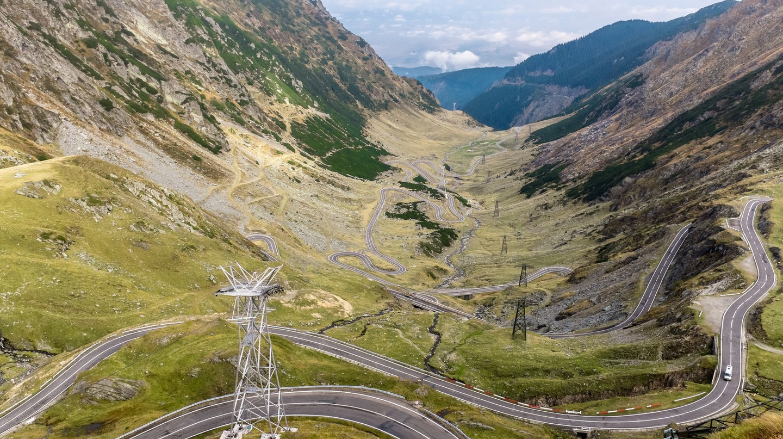 Transfagarasan road © Sergey  Norin / Flickr