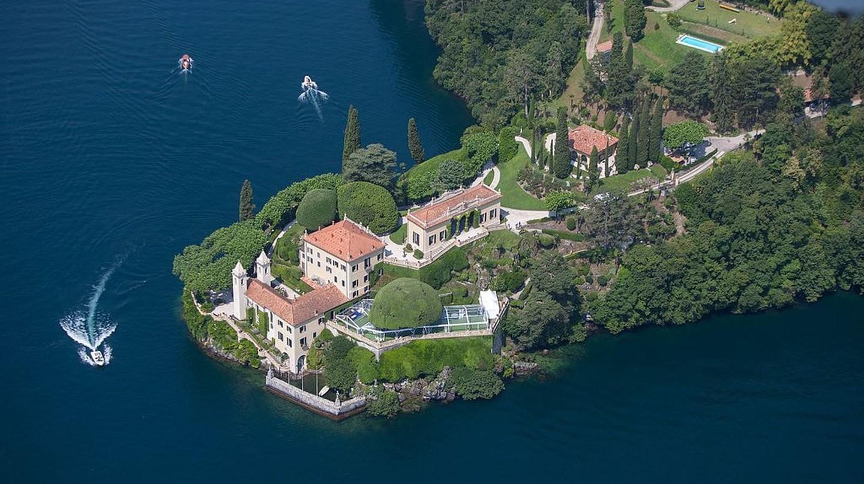 Villa del Balbianello Lago di Como | © Jeroen Komen/WikiCommons