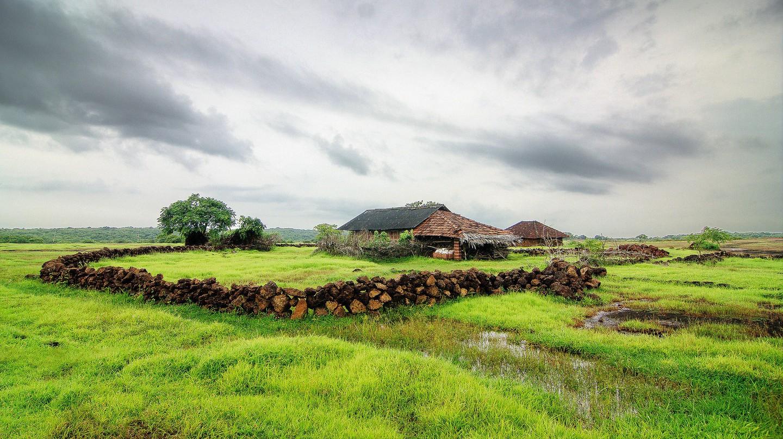 Village in India | © Aditya Mopur / Flickr